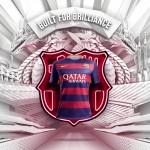 Nike présente le maillot domicile (révolutionnaire) du Barça pour 2015-2016
