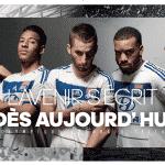adidas présente les maillots 2015-2016 de l'Olympique Lyonnais