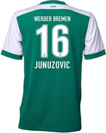 Maillot Werder Brême 2015-2016