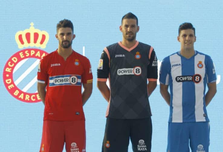 Maillot Espanyol Barcelone 2015-2016
