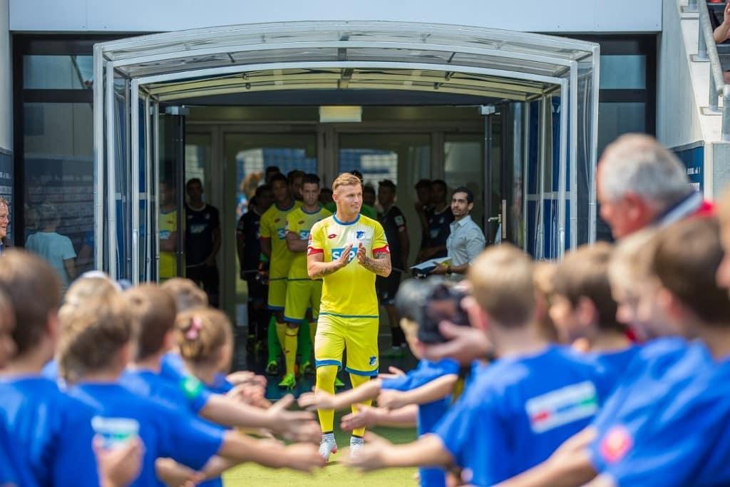 Maillot Hoffenheim 2015-2016