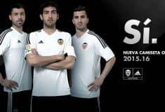 Image de l'article Les maillots 2015-2016 du FC Valence par adidas