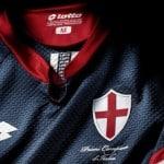 Le Genoa présente un maillot commémoratif