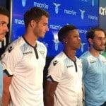 Les maillots 2015-2016 de la Lazio Rome par Macron