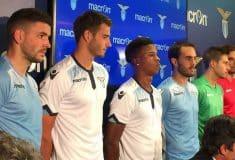 Image de l'article Les maillots 2015-2016 de la Lazio Rome par Macron