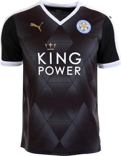 Maillot extérieur Leicester City 2015-2016