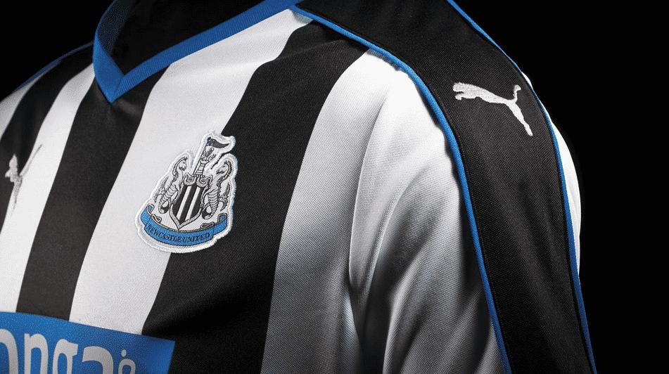 En difficulté en championnat, les Magpies de Newcastle United viennent de présenter le nouveau maillot domicile, signé Puma, pour la saison 2015-2016.