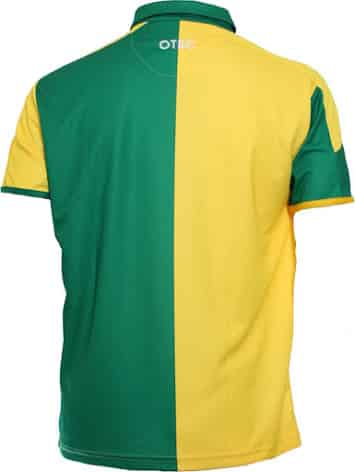 Maillot Norwich City 2015-2016
