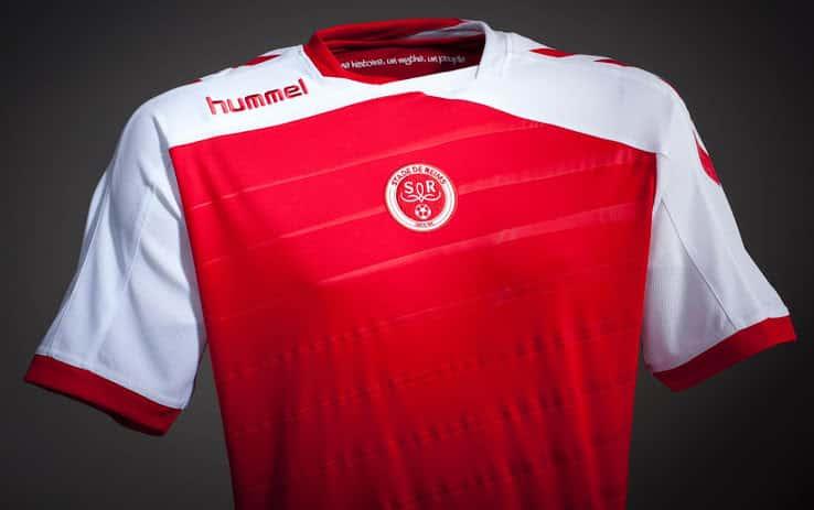 C'est par le match face au Paris SG que le Stade de Reims et Hummel son équipementier ont dévoilé le maillot domicile 2015-2016 du club.