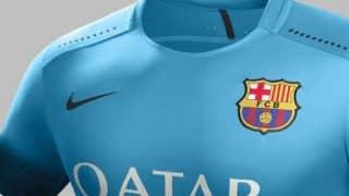 Image de l'article Nike dévoile les maillots 2015-2016 du FC Barcelone