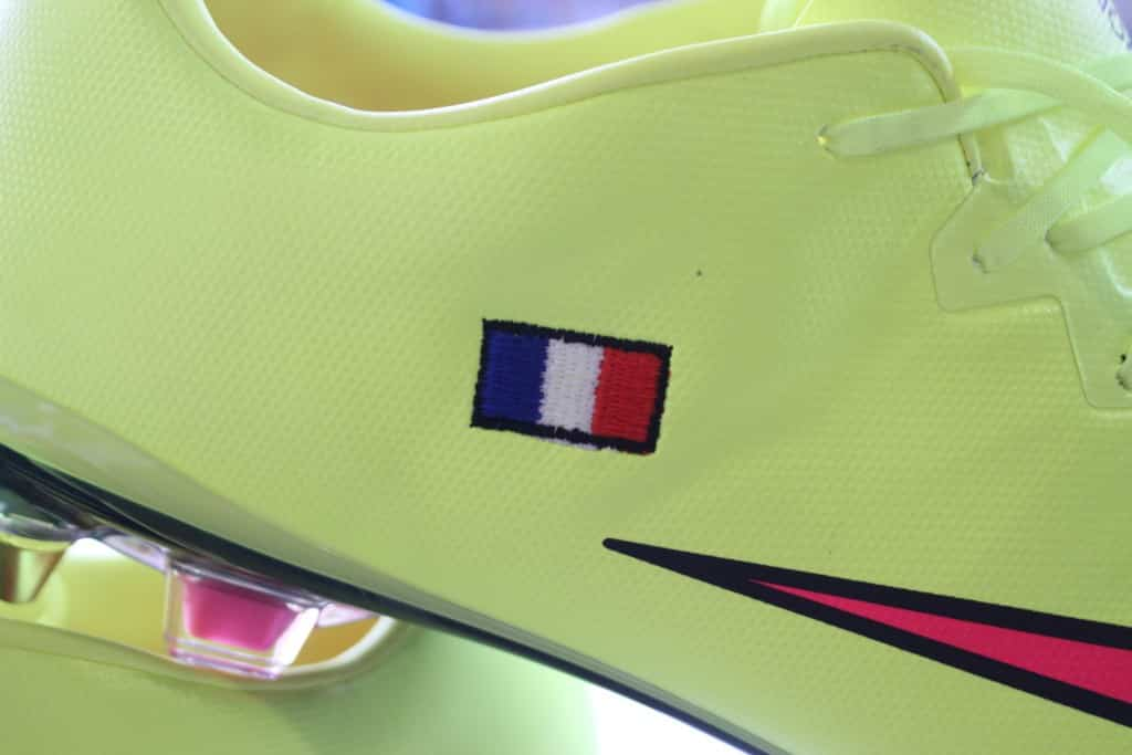personnalisation-chaussures-football