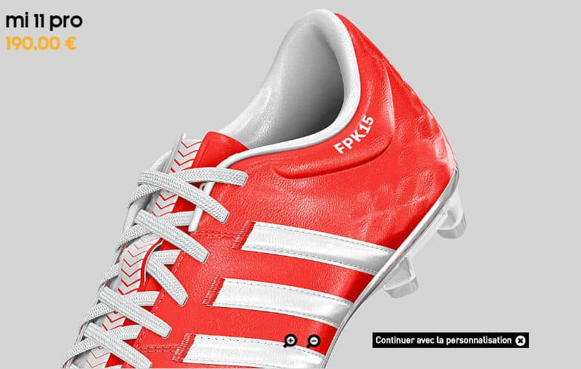 personnalisation-chaussures-football-mi11pro