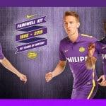 Nike et le PSV Eindhoven se disent adieu!