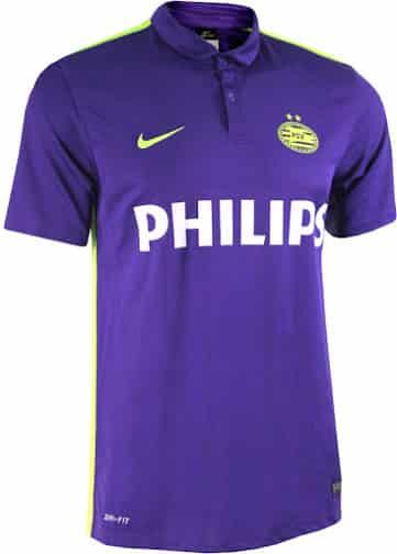 Après 20 ans de partenariat, le PSV Eindhoven et Nike se séparent . L'occasion de sortir un dernier maillot avec de passer chez Umbro !