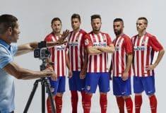 Image de l'article Les maillots 2015-2016 de l'Atlético Madrid par Nike