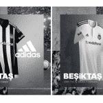 adidas dévoile les maillots 2015-2016 du Besiktas