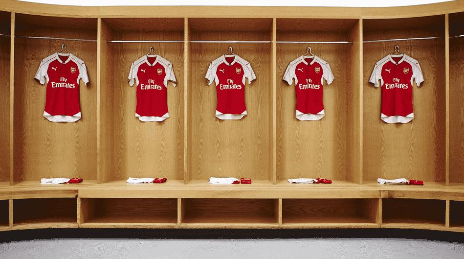 Dévoilé par Puma qui est l'équipementier du club, Arsenal vient de dévoiler son nouveau maillot domicile pour la saison 2015-2016.