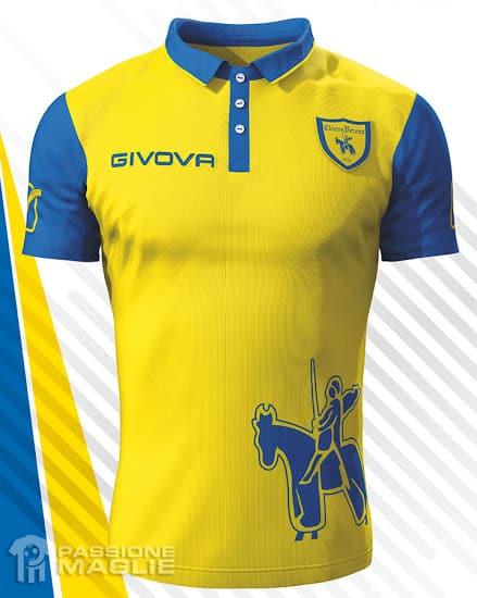 Maillot Chievo Vérone 2015-2016