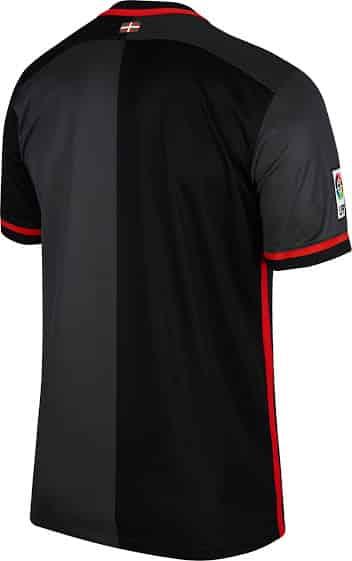Equipé par Nike, l'Athletic Bilbao vient de dévoiler ses nouveaux maillots domicile et extérieur pour la saison 2015-2016.