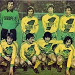 La grande histoire du FC Nantes à travers ses maillots