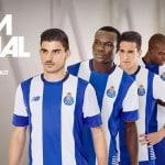 New Balance présente les maillots 2015-2016 du FC Porto