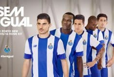 Image de l'article New Balance présente les maillots 2015-2016 du FC Porto
