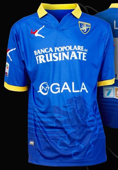 Maillot Frosisone 2015-2016