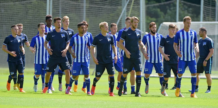 Maillot Hertha Berlin 2015-2016