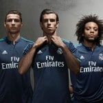 adidas dévoile les maillots 2015-2016 du Real Madrid