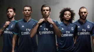 Image de l'article adidas dévoile les maillots 2015-2016 du Real Madrid