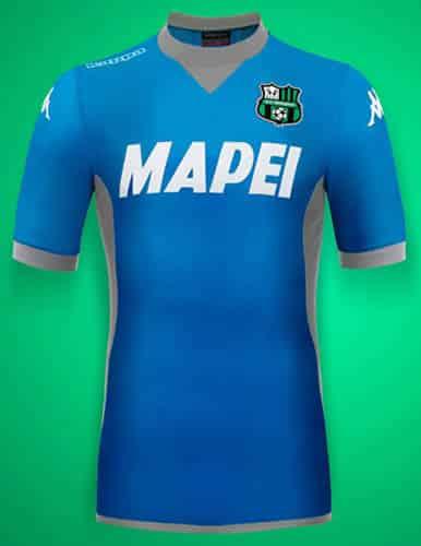 Maillot Sassuolo 2015-2016