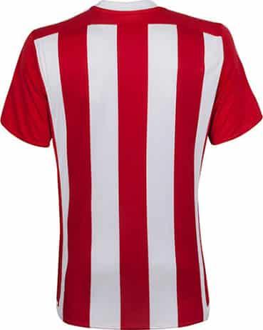 7ème et qualifié pour le tour préliminaire de l'Europa League, Southampton vient de dévoiler ses nouveaux maillots 2015-2016 signés adidas