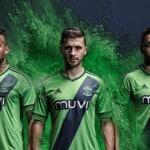 adidas dévoile les maillots 2015-2016 de Southampton