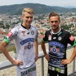 Lotto présente les maillots 2015-2016 du Sturm Graz