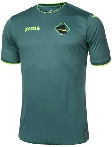 Les maillots 2015-2016 de Palerme