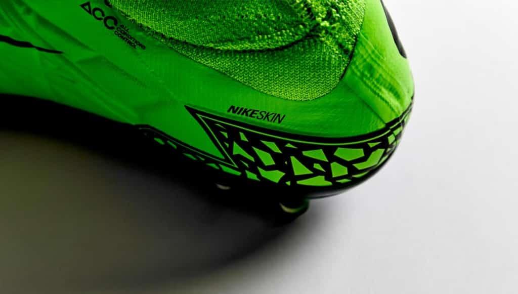 chaussure-football-nike-hypervenom-II-jaune-fluo-2