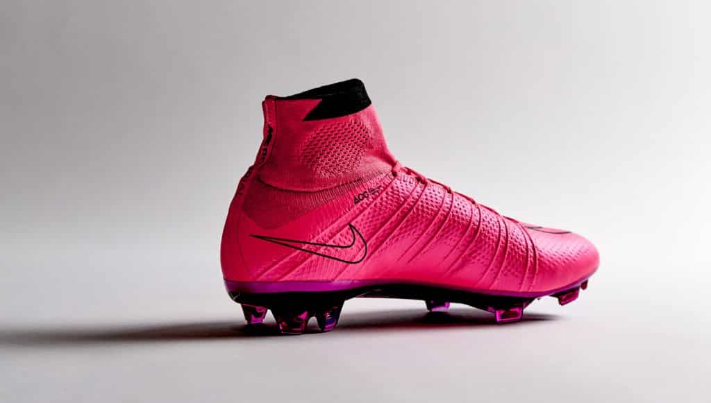 new concept f3949 f8e3f chaussure-football-nike-mercurial-superfly-rose-2 ...