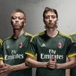adidas dévoile les maillots 2015-2016 de l'AC Milan