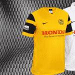 Les maillots 2015-2016 des Young Boys de Berne par Nike