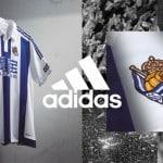 adidas présente les maillots 2015-2016 de la Real Sociedad