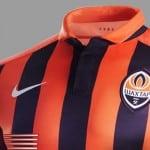 Nike dévoile les maillots 2015-2016 du Shakhtar Donetsk
