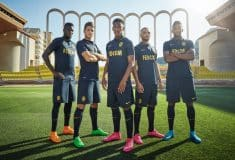 Image de l'article Nike dévoile le maillot extérieur 2015-2016 de l'AS Monaco