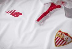 Image de l'article New Balance présente les maillots 2015-2016 du FC Séville