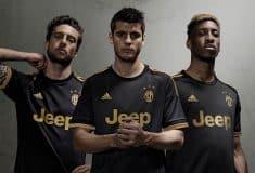 Image de l'article adidas lance les maillots 2015-2016 de la Juventus Turin