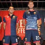 Lotto dévoile les maillots 2015-2016 du Genoa
