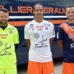 Nike dévoile les maillots 2015-2016 de Montpellier