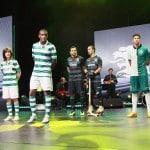 Macron dévoile les maillots 2015-2016 du Sporting Portugal