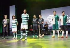 Image de l'article Macron dévoile les maillots 2015-2016 du Sporting Portugal