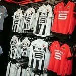 Puma dévoile les maillots 2015-2016 du Stade Rennais