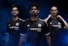 Image de l'article adidas présente les maillots 2015-2016 de Chelsea